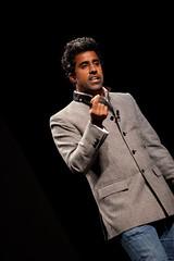 Anand Giridharadas - PopTech 2011 - Camden Mai...
