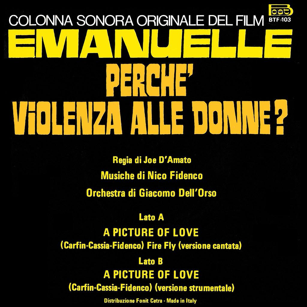 Nico Fidenco - Emanuelle: Perché violenza alle donne