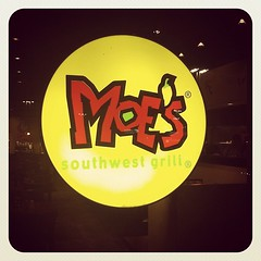 We're here @Moes_HQ! #relevant11
