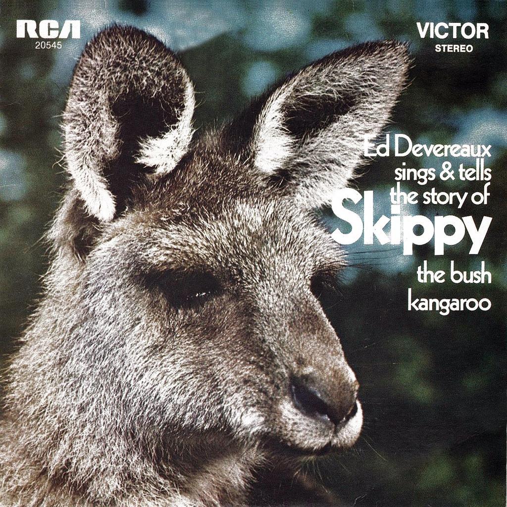 Eric Jupp - Skippy the Bush Kangaroo
