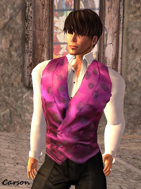 sf design elysium waistcoats pink