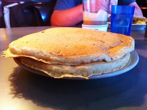 gigantor pancakes