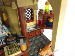 Hogwarts Castle - Hidden Compartment