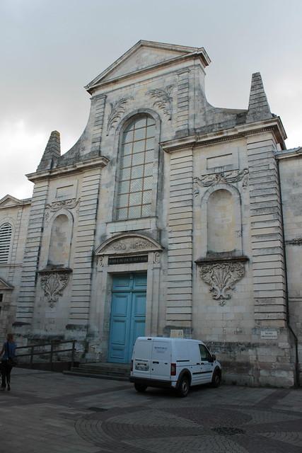 Temple Protestant, ancienne église des Recollets