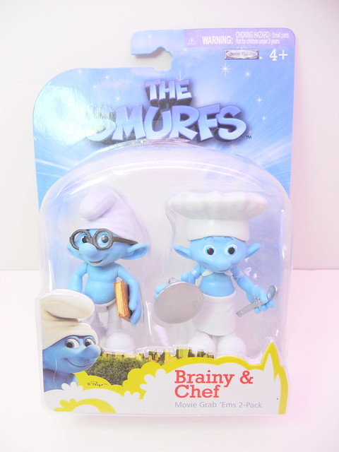 the smurfs vinyltoys (1)