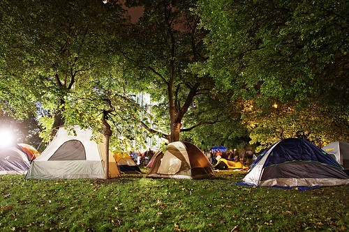 Occupy Albany, 10.21.2011