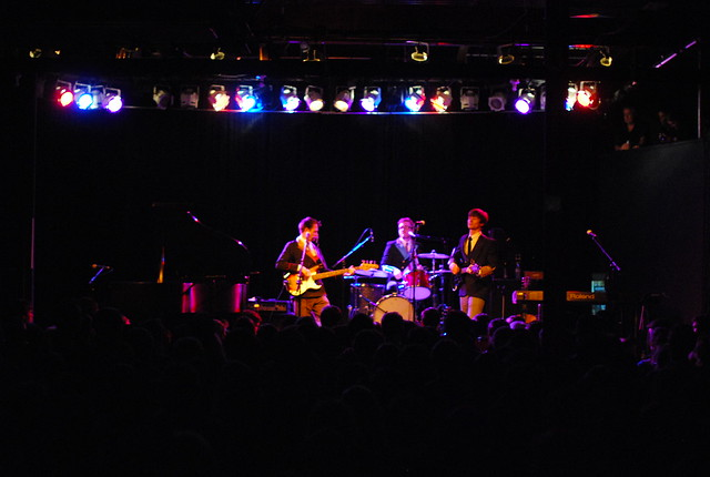 bombadil cd release party for 'all that the rain promises'
