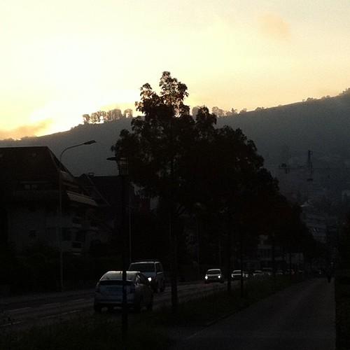 Sunrise by rosenegg