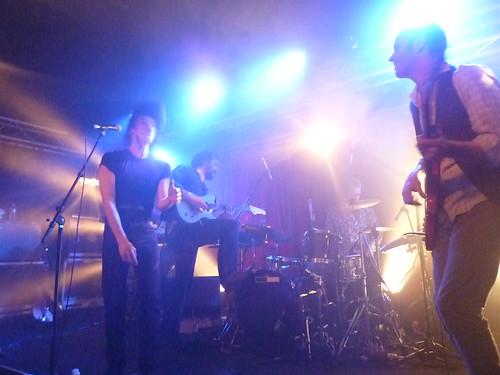 Applause @ la Boule Noire 2011