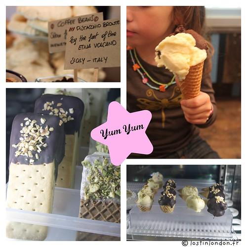 la gelatiera london
