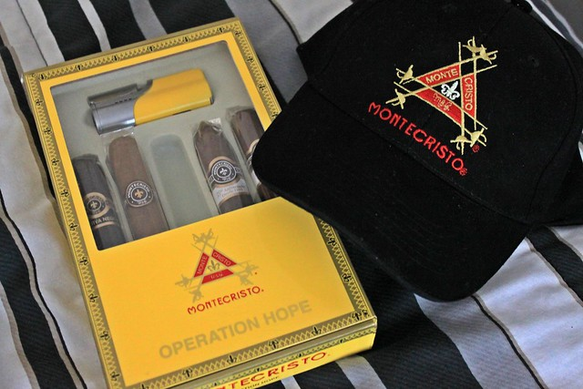 Montecristo hope operation package