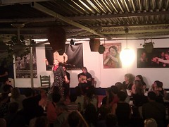 Flamenco at La Carboneria
