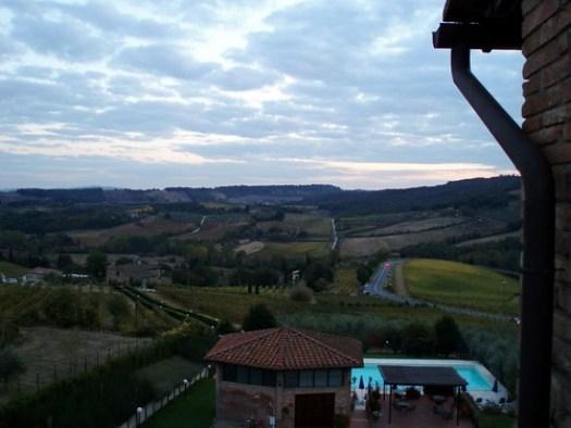 2011-10 Toskana-Reise der Deutschen Wein- und Sommelierschule 028 - Torre Palagetto