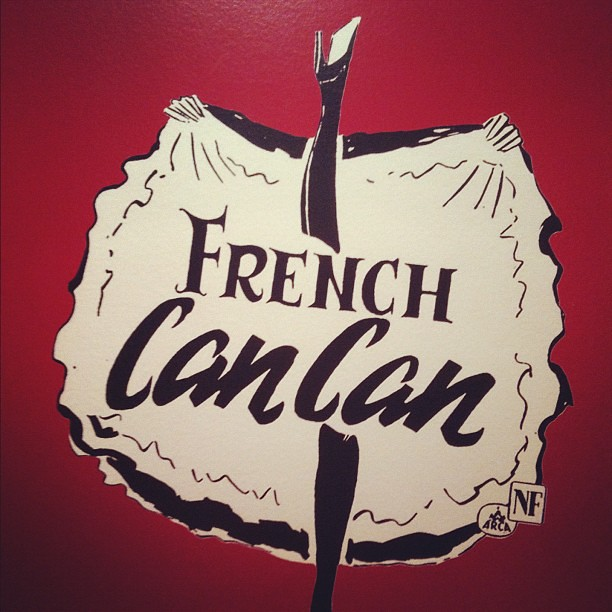 French Cancan #lepradey #chantalthomass