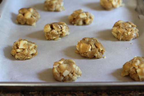 cookies, ready to be baked