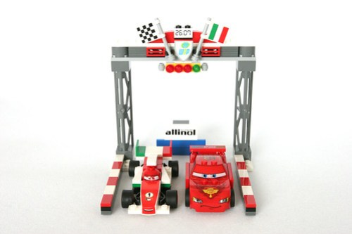 8423 World Grand Prix Racing Rivalry 2