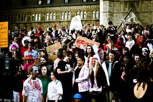 2011 Ottawa Zombie Walk