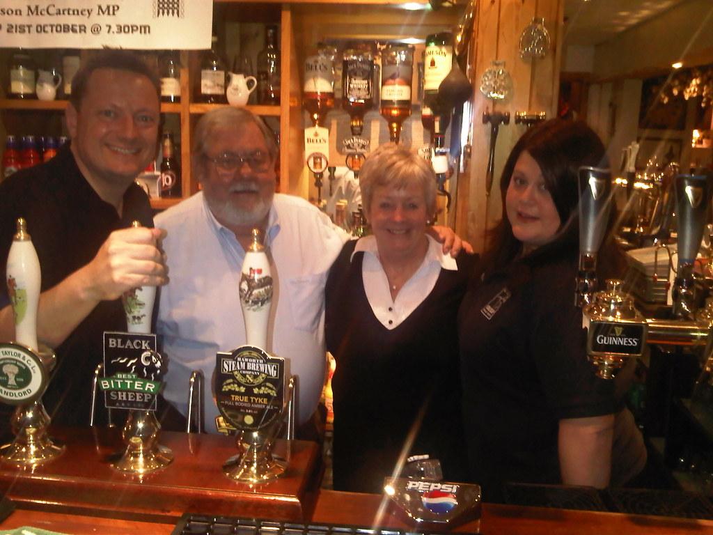 Wills O' Nats Pub near Meltham