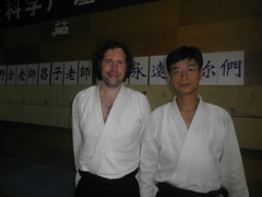 with Nokura sensei