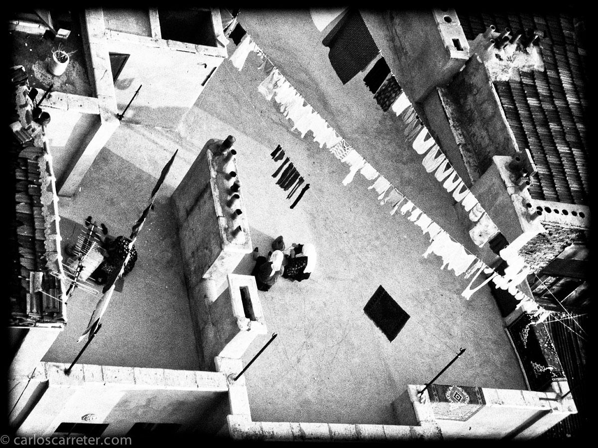 Terrazas en Karaköy