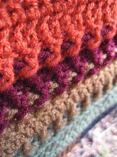 Donated by Amber - Stitch Close Up