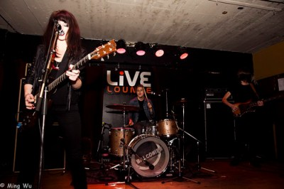 The Balconies @ Live Lounge