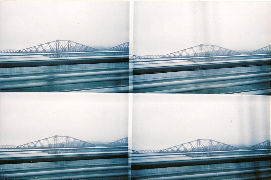 Actionsampler Forth Railway Bridge!