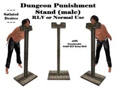 Dungeon Punishment Stand