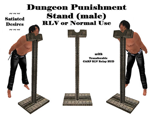Dungeon Punishment Stand
