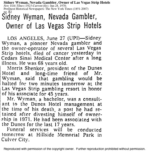 WYMAN_Sidney_NYTIMES_19780628_obit