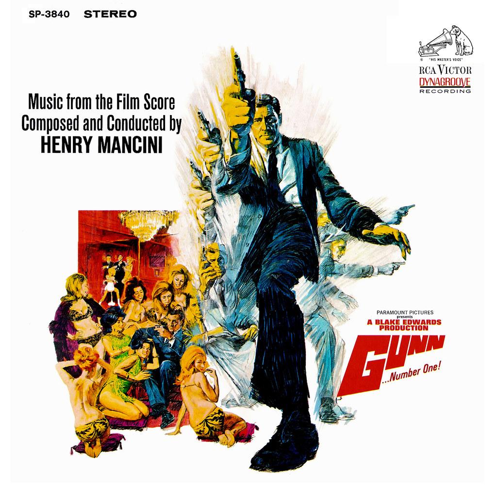 Henry Mancini - Gunn ...Number One!