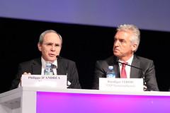 Philippe d'Andrea, Morpho et Ruediger Stroh, NXP