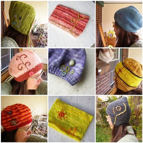 hats for handmade arcade