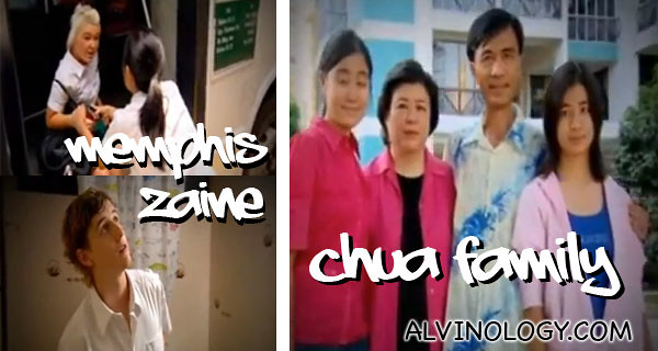 Australian Youths, Memphis and Zaine vs The Chua Family from Singapore
