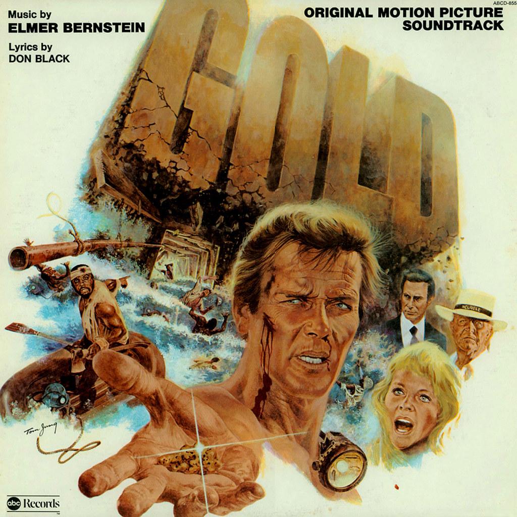 Elmer Bernstein - Gold
