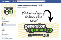 Generation Opportunity Page