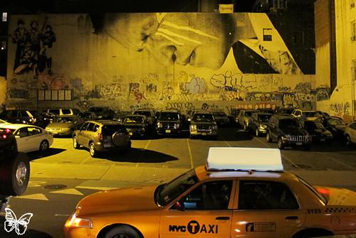 NY Streets - JR