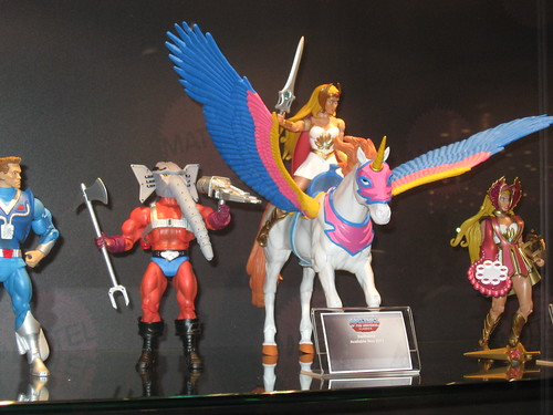 She-Ra riding Swiftwind
