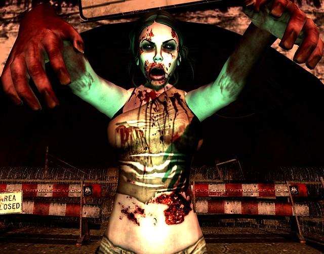 Halloween-Walking Dead