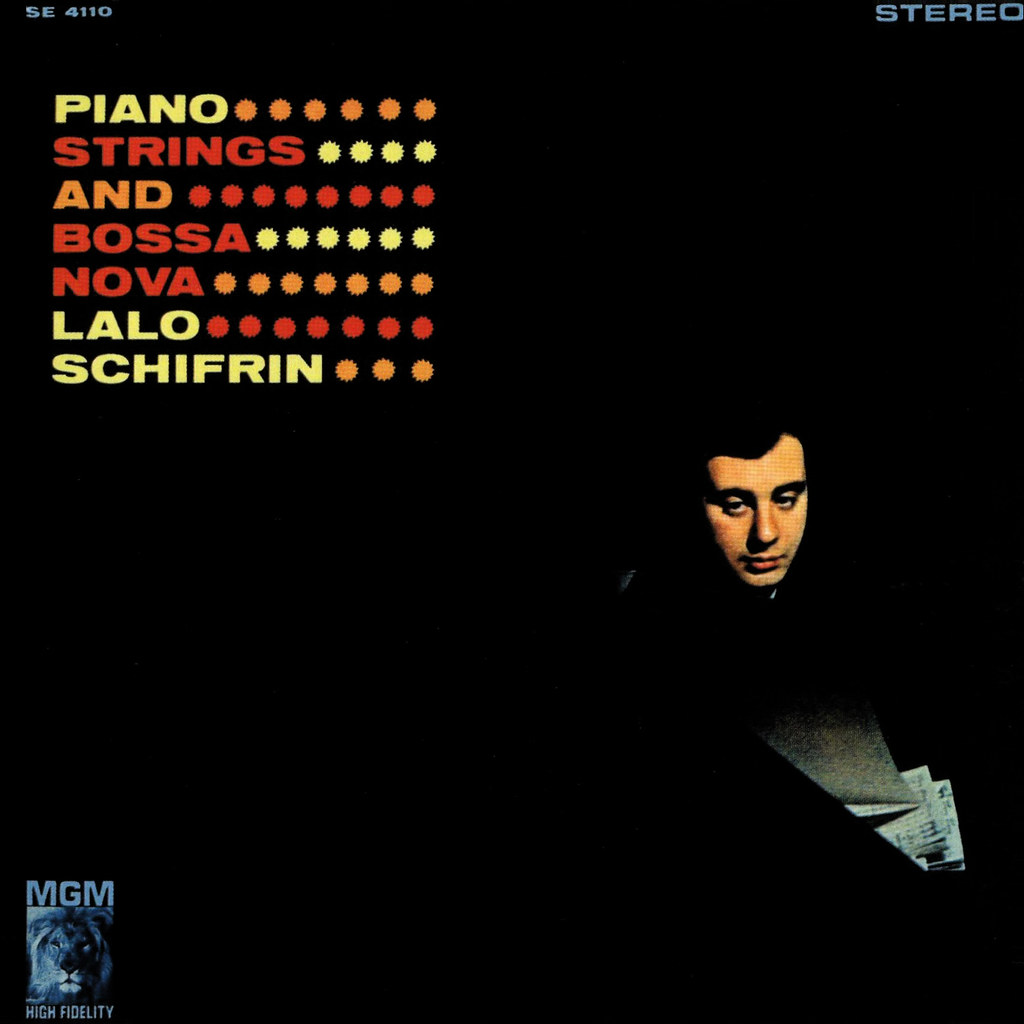Lalo Schifrin - Piano, Strings and Bossa Nova