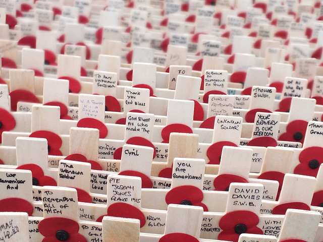 Remembrance Day Cardiff