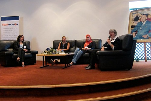 TechWomen Technopark Casablanca Morocco