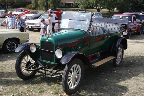 1917 Briscoe Touring