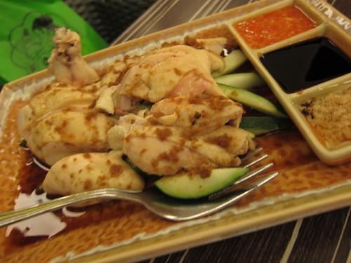 BL: Hainanese Chicken