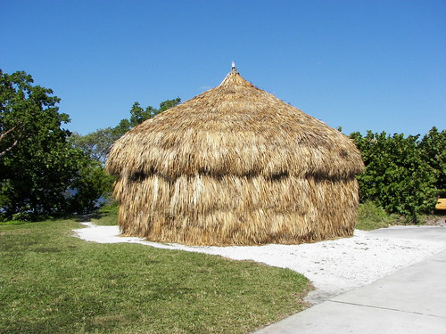 Thatched Hut
