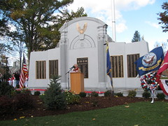 Wakefield's New World War II Monument