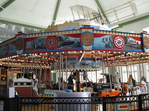 Carousel at Carillon Park