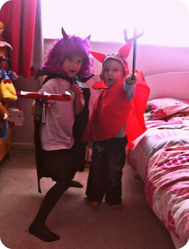 Halloween preparedness manoeuvres