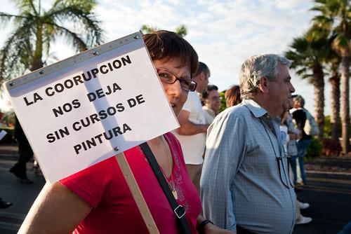 Contra la Corrupción en Arona-8