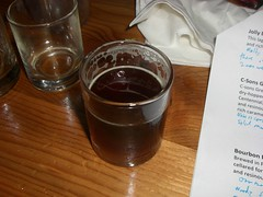 Bourbon barrel Old Tavern Rat ale